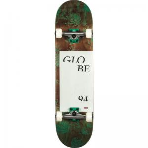 Globe G2 Typhoon Green 8.125 ― Canada's Online Skate Shop