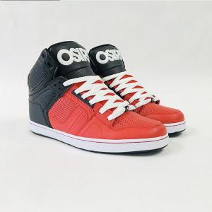 Osiris NYC 83 CLK - Red / Black / White ― Canada's Online Skate Shop