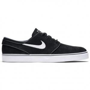 Nike SB Zoom Stefan Janoski OG - Black / White - Gum Light Brown ― Canada's Online Skate Shop