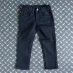 DC Toddlers Skinny Fit Denim | Jet Black (JET)
