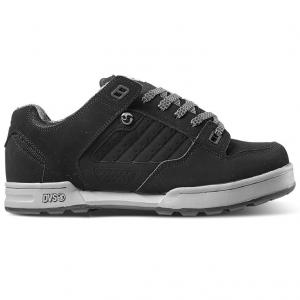 DVS Militia Snow - Black Black Leather ― Canada's Online Skate Shop