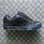 DVS Enduro Heir - Black Black Leather