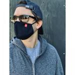 Airhole Facemask - Ergonomic 3-Layer