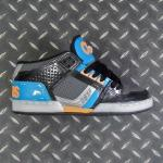 Osiris NYC 83 Mid | Black / Charcoal / Blue SALE!