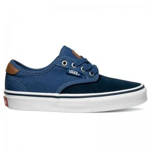 Vans Kids Chima Ferguson Pro	- (Two-Tone) Dress Blues / Ensign Blue ― Canada's Online Skate Shop