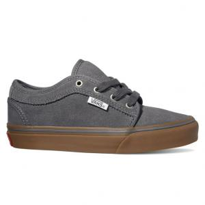 Vans Kids Chukka Low - (Work Wear) Tornado / Gum ― Canada's Online Skate Shop