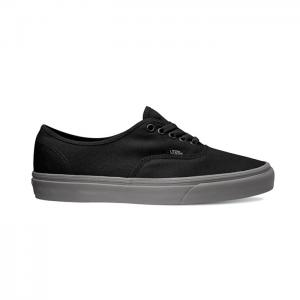 Vans Authentic - (Pop) Black / Frost Grey ― Canada's Online Skate Shop
