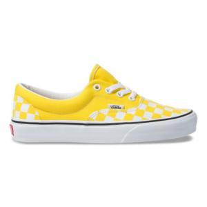 Vans Era - (Checkerboard) Vibrant Yellow ― Canada's Online Skate Shop