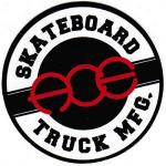 Ace Truck Mfg. Sticker
