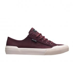 HUF Classic Lo - Deep Oxblood ― Canada's Online Skate Shop