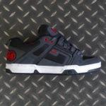 DVS Comanche - Deegan Grey / Red / Black