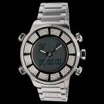 KR3W Digit Watch | Silver