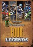 Four Legends DVD