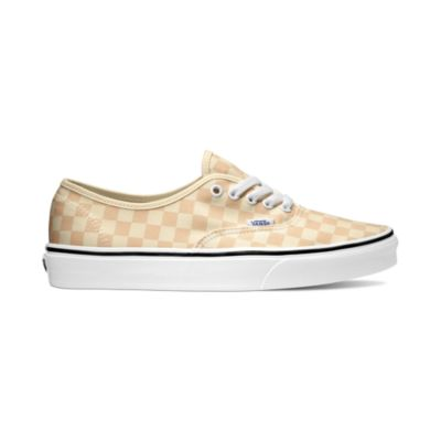 Vans Womens Authentic - (Checkerboard) Apricot Ice   Classic White ―  Canada s Online Skate Shop 5d639f44e