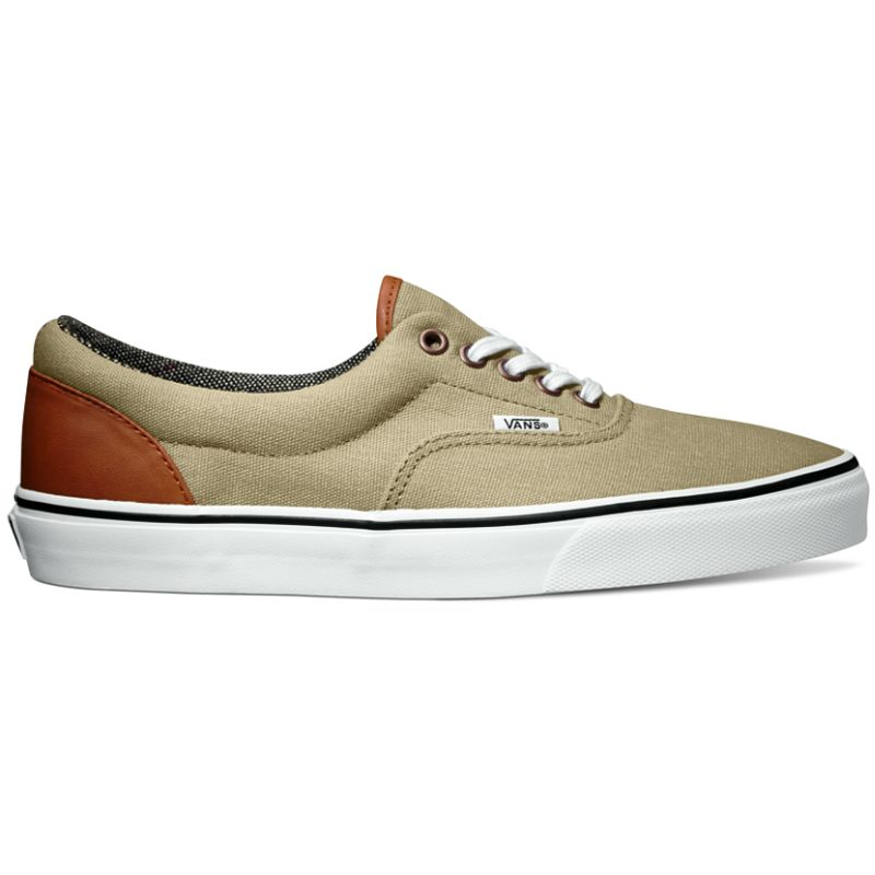 2aa84f0d92 Vans Era - (C L) Light Khaki   Tweed ― Canada s Online Skate Shop